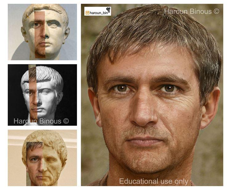Marcus Junius Brutus (MÖ Haziran 85 - MÖ 23 Ekim 42) picture
