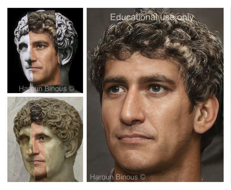 Marcus Antonius (MÖ 14 Ocak 83 - MÖ 1 Ağustos 30) picture