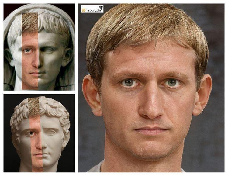 Augustus (MÖ 23 Eylül 63 - MS 19 Ağustos 14) picture