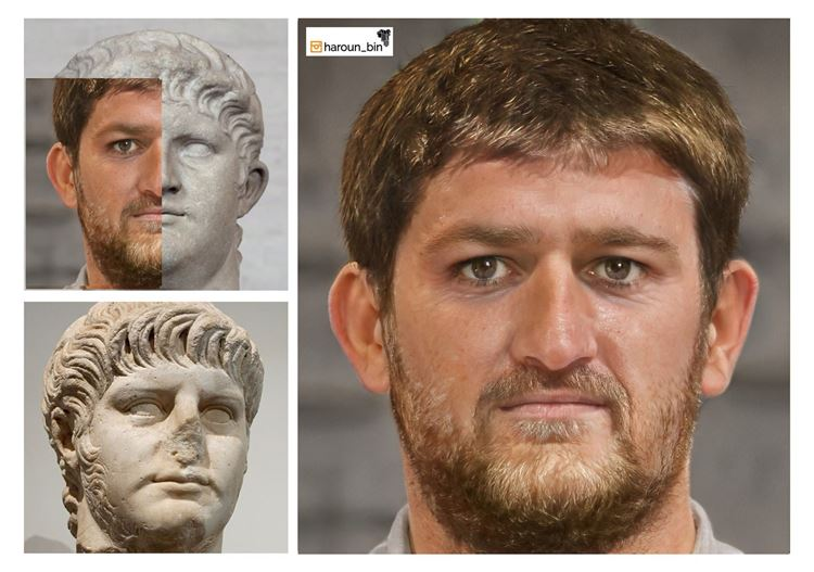 Nero (MS 15 Aralık 37 - MS 9 Haziran 68) picture