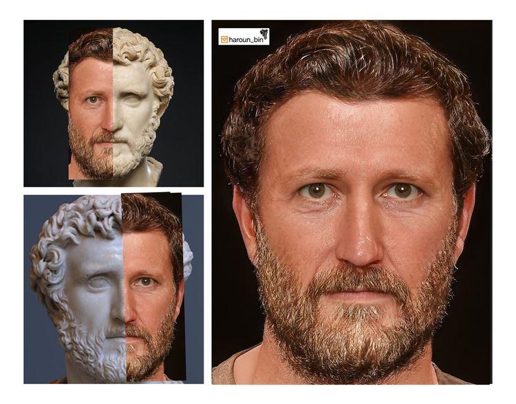 Antoninus Pius (MS 19 Eylül 86 - MS 7 Mart 161) picture
