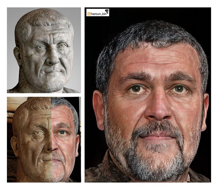 Maximinus Thrax (MS 173 - MS 10 Mayıs 238) picture