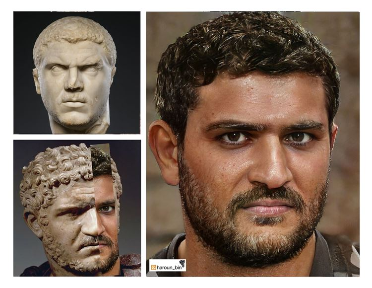 Caracalla (MS 4 Nisan 188 - MS 8 Nisan 217) picture