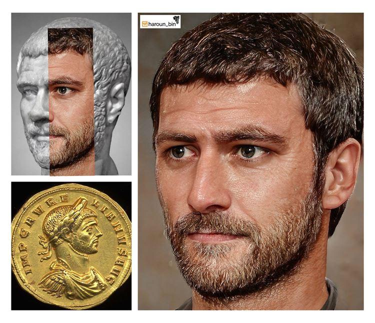 Aurelianus  (MS 9 Eylül 214 - MS 25 Eylül 275) picture