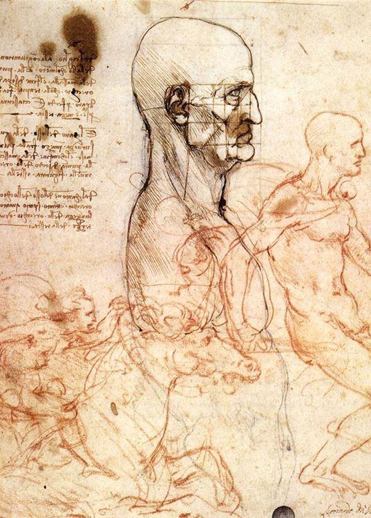 Baş ölçüleri ve atlılar, 1490-1504 picture