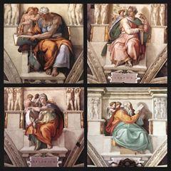 Michelangelo: Sistine Şapeli - Peygamberler ve Kâhinler picture