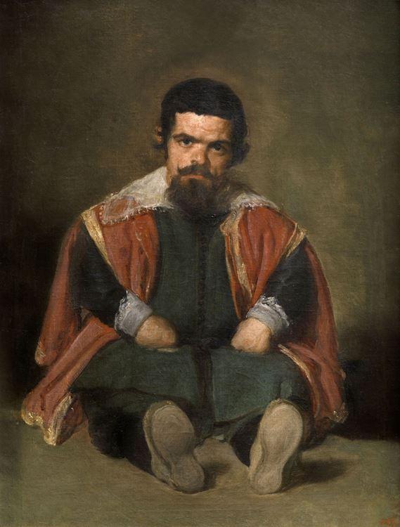 Sebastián de Morra'nın Portresi, 1644 picture