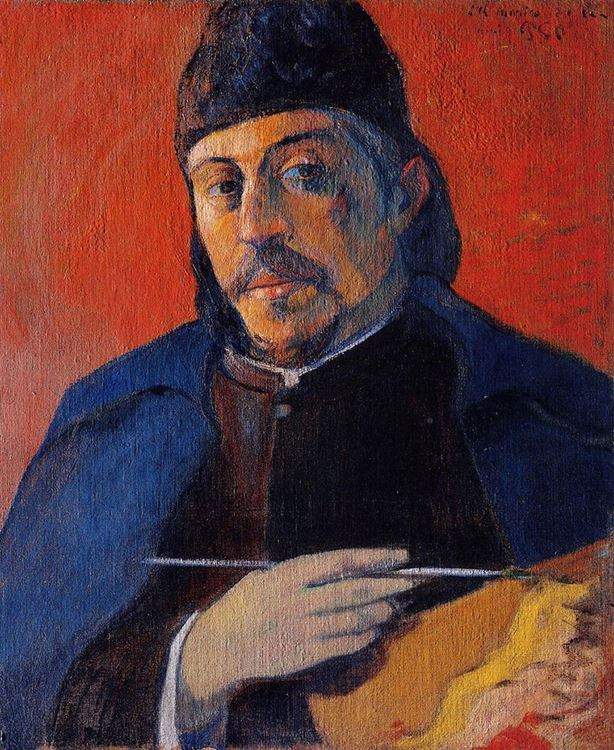 Paul Gauguin picture