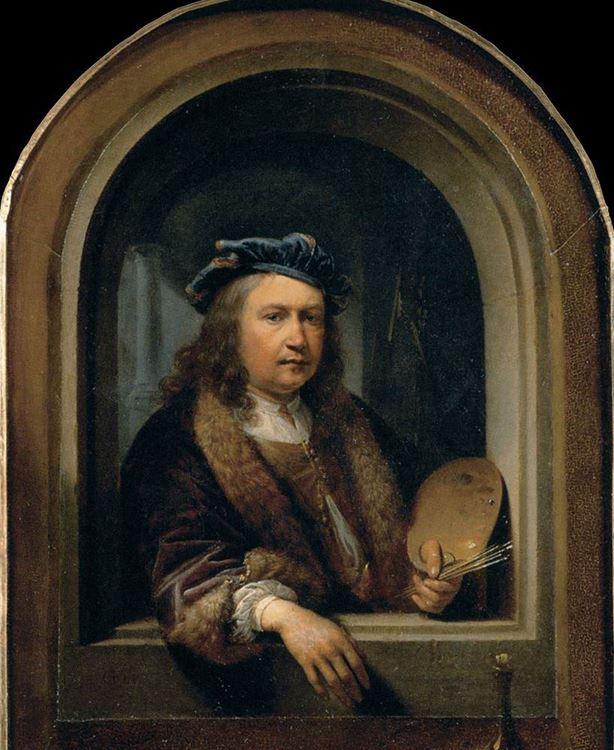 Gerrit Dou picture