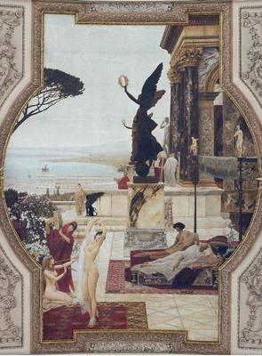 Show Taormina'daki Tiyatro, 1886-1888, Burgtheater, Vienna, Avusturya. details