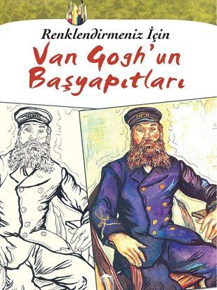 Renklendirmeniz İçin Van Gogh'un Başyapıtları