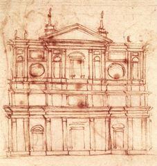 Picture for Michelangelo: İlk Mimari İşleri