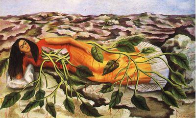 Show Kökler, 1943, Metal üzerine yağlıboya, Özel koleksiyon. details