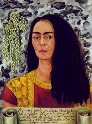 Show Açık Saçlı Otoportre, 1947, Masonit üzerine yağlıboya, 61 x 45 cm, Özel koleksiyon. details
