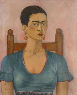 Show Otoportre, 1930, Tuval üzerine yağlıboya, Özel koleksiyon. details