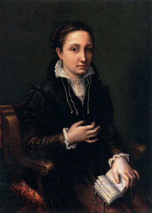 Lucia Anguissola (1536-1565) picture