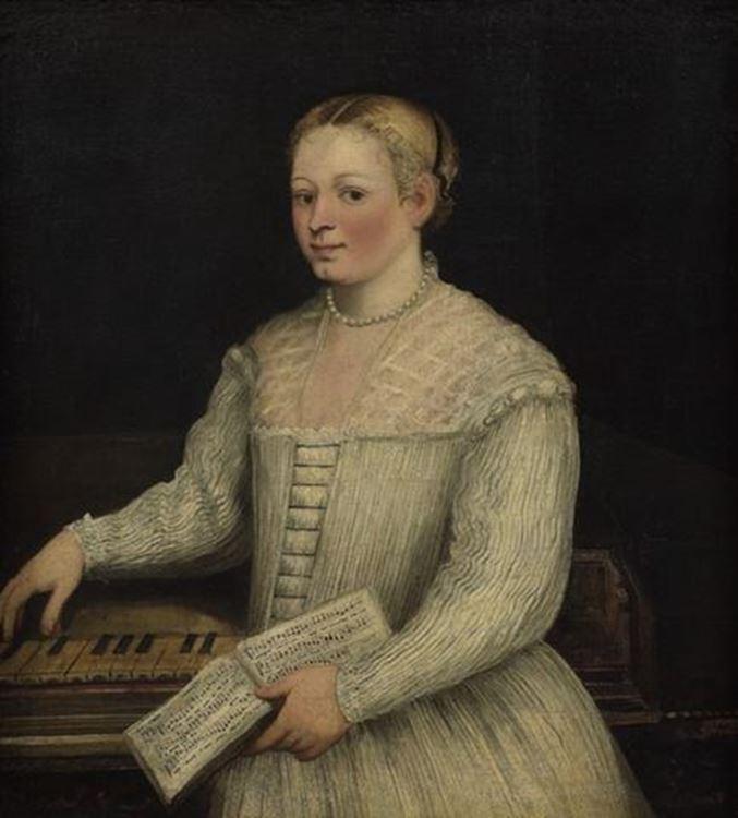 Marietta Robusti (1560-1590) picture