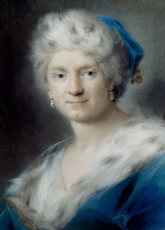 Rosalba Carriera (1673-1757) picture