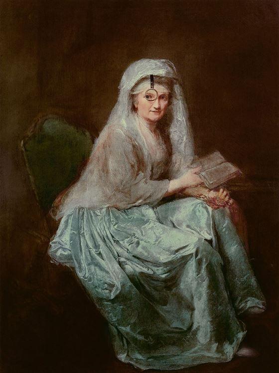 Anna Dorothea Therbusch (1721-1782) picture