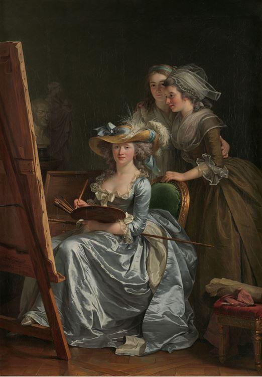 Adélaïde Labille-Guiard (1749-1803) picture