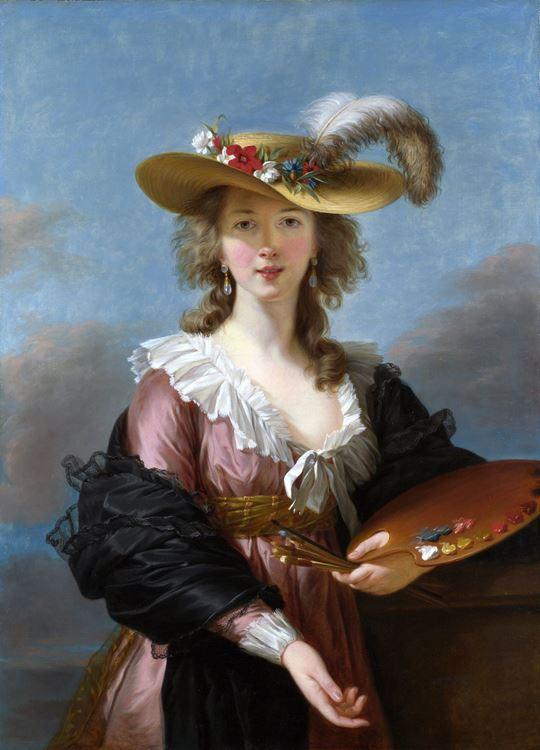 Louise Élisabeth Vigée Le Brun (1755-1842) picture