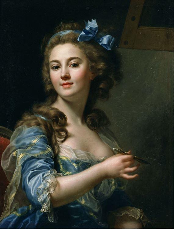 Marie-Gabrielle Capet (1761-1818) picture