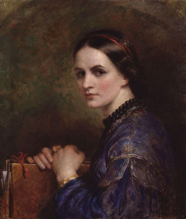 Ann Mary Newton (1832-1866) picture