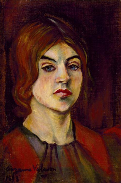 Suzanne Valadon (1865-1938) picture