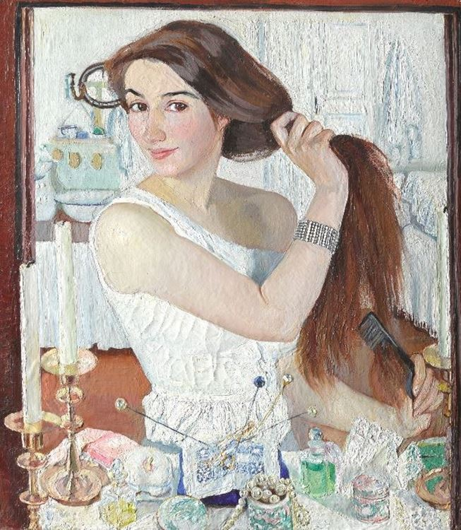 Zinaida Serebriakova (1884-1967) picture