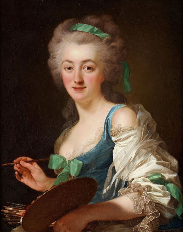 Anne Vallayer-Coster (1744-1818) picture