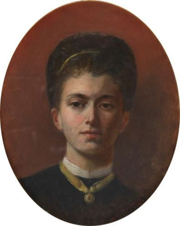 Elizabeth Thompson (1846-1933) picture