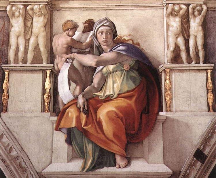 7) Delphli Kâhin Kadın picture