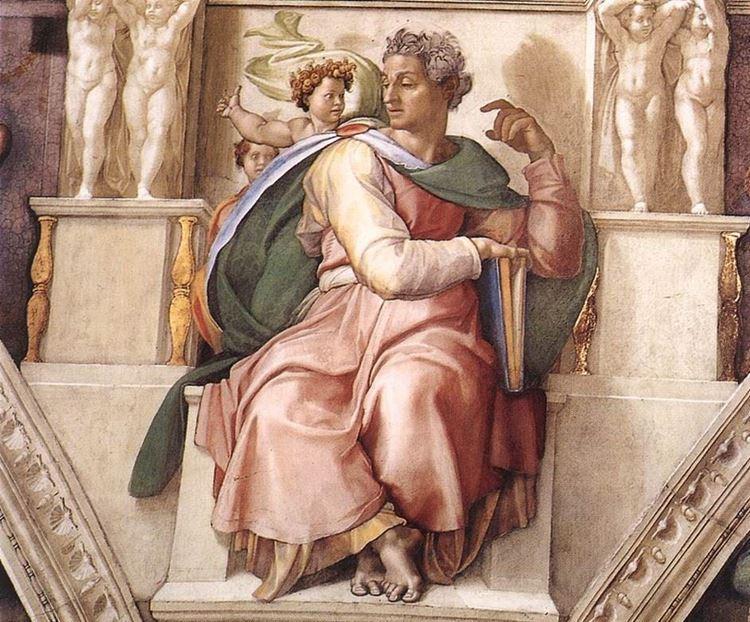 8) İşaya Peygamber picture